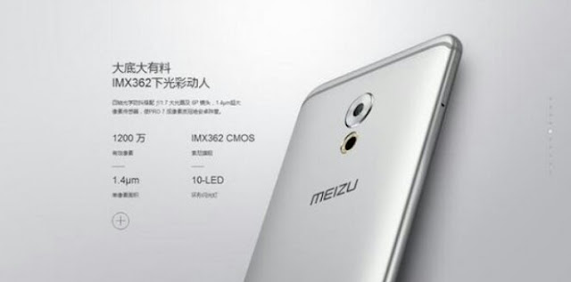 Leaks : Meizu Pro 7 May Come With A Whooping 8GB Of RAM. See Price And Full Specs 2