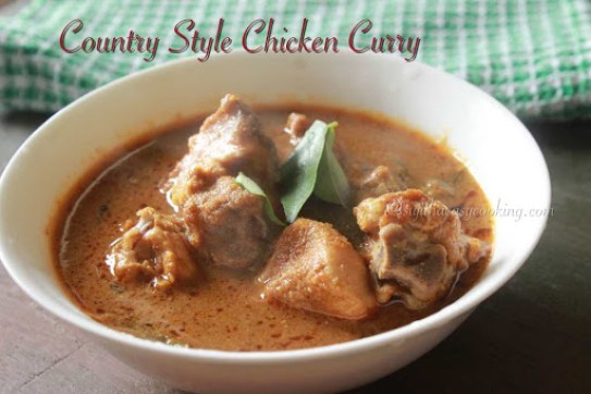 Country Style Chicken Curry2
