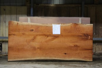 "598 5 Cherry 4 pieces2"" x 41"" Wide x  8'  Long"