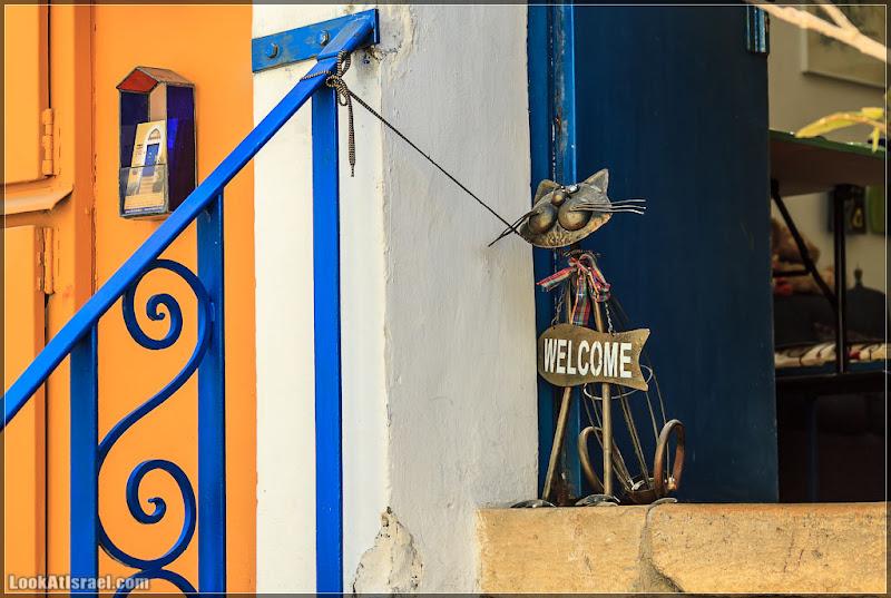 Одно фото / Тель Авив, Кошкин дом