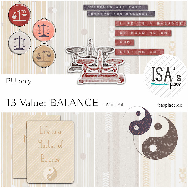 Values of Life Balance