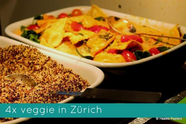 4x veggie in Zürich