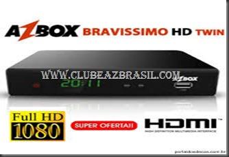 AZBOX BRAVISSIMO EM PHANTOM BIOS