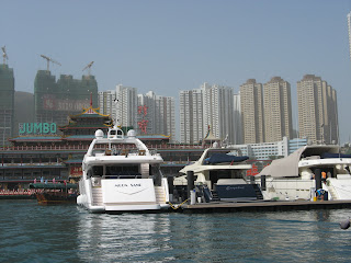 0120Cruise on Victoria Harbour