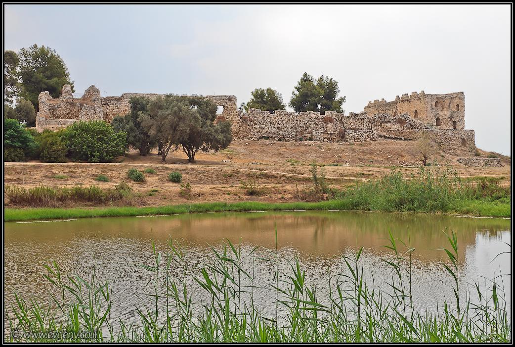 Тель Афек Антипатрис | Tel Afek Antipatris | תל אפק אנטיפטריס | LookAtIsrael.com - Фото путешествия по Израилю