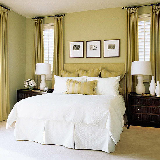 monochromatic color scheme bedroom Monochromatic Color Schemes - HotPads Blog