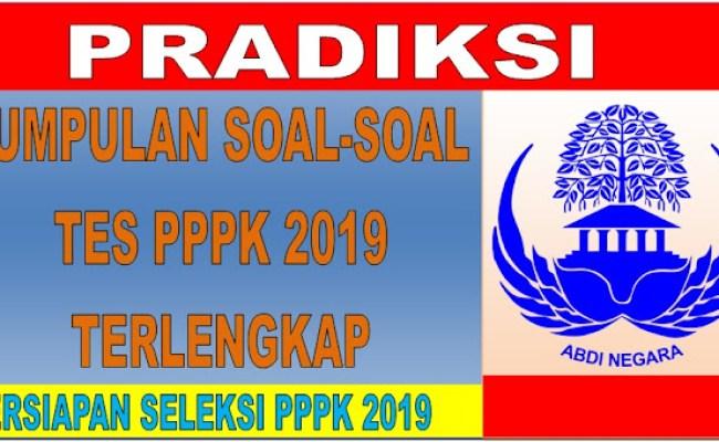 Contoh Soal P3k Honorer Dan Jawabannya Kisi Kisi Soal P3k Guru Honorer 2021 Cute766