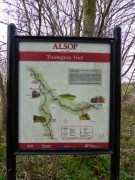 Back at Alsop En Le Dale Station