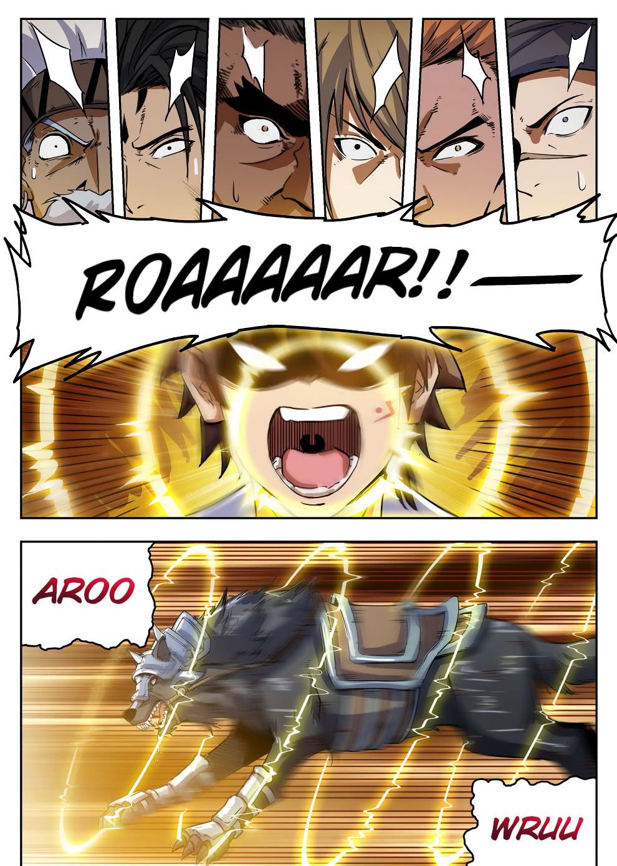 Manga Hunter Age Chapter 221 gambar ke-3