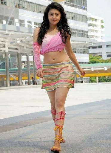 Pranitha Subhash Height
