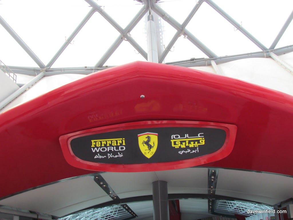 0040Ferrari World