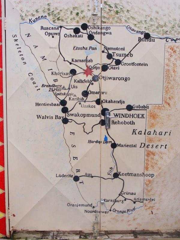 Windhoek Namibia Study Away Pacific Lutheran University