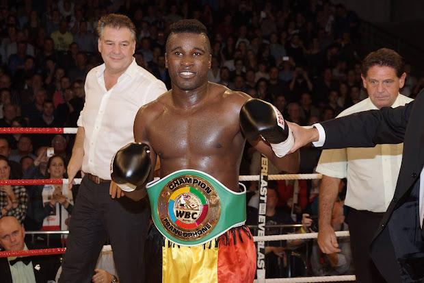 Yves Ngabu, WBC Francophone titel