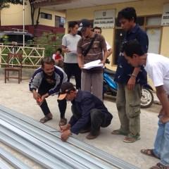 Harga Baja Ringan 2017 Depok Pelatihan Memasang Iden