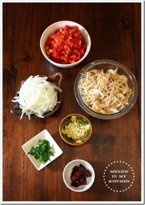 Chicken tinga recipe