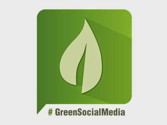 Logo Green Social Media