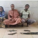 Police arrested 3 gang of armed robbers/kidnappers in Zaria Kaduna. Read More...