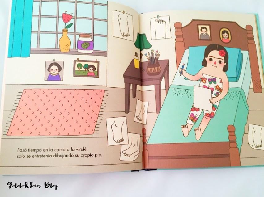 frida-kahlo-editorial-alba-cuentos-rimados-para-niños-literatura-infantil