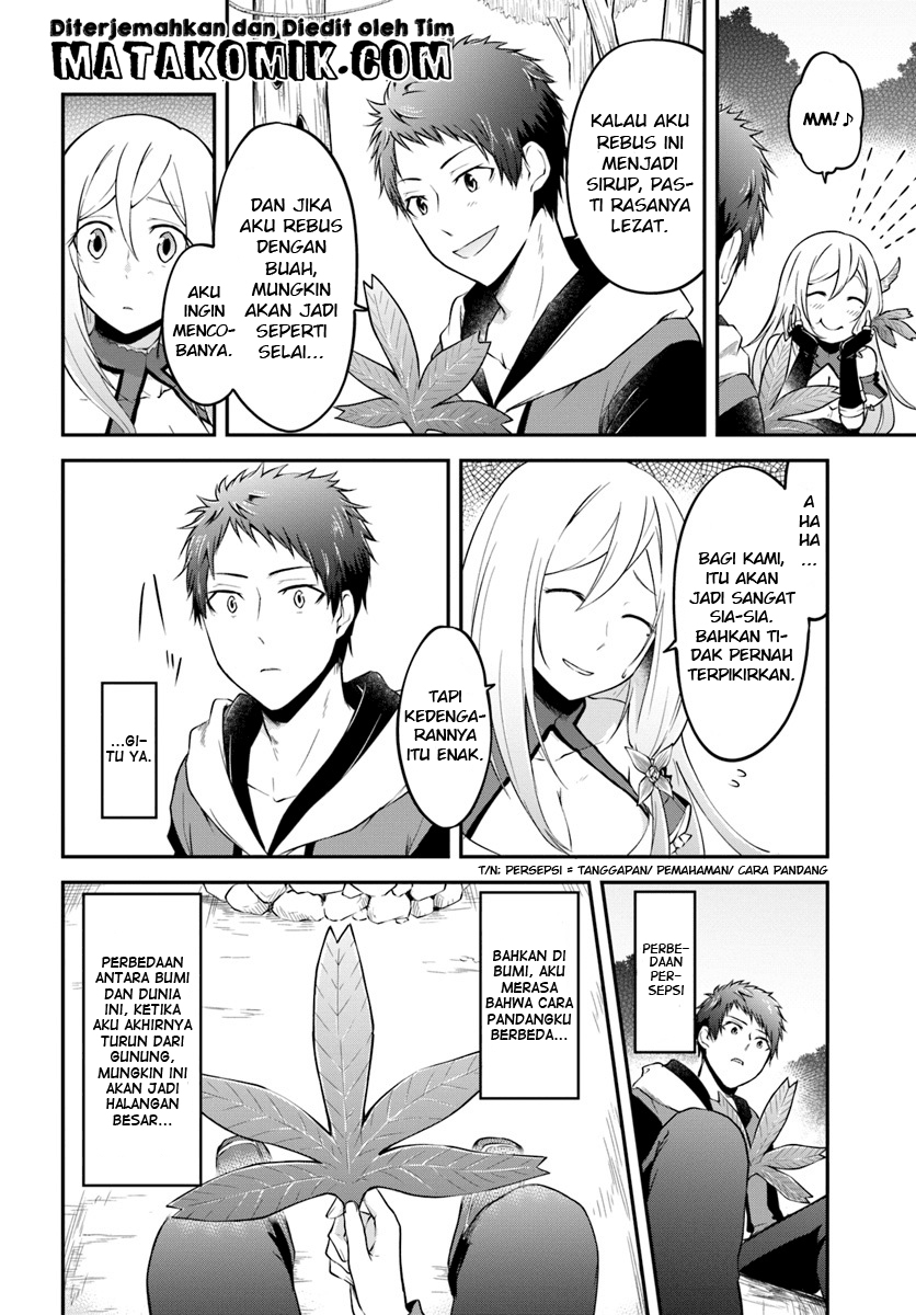Isekai Cheat Survival Meshi: Chapter 03 - Page 21