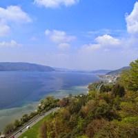 Lac de Constance, les randonnées pédestres