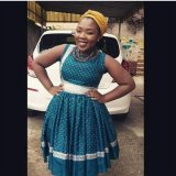 Trendy Shweshwe Designs 2017 You Can Try