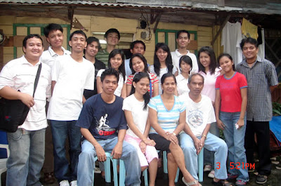 February 3: Chrian Manipol's Residence (Galas, Quezon City)