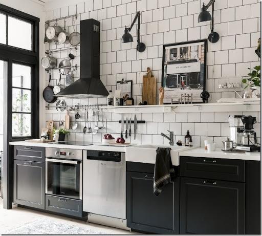 10 Cucine in stile Industriale  Case e Interni
