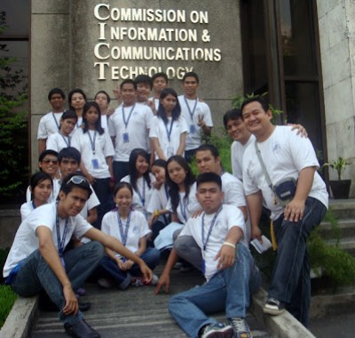 March 25: Commission on Information and Communications Technology, Quezon City