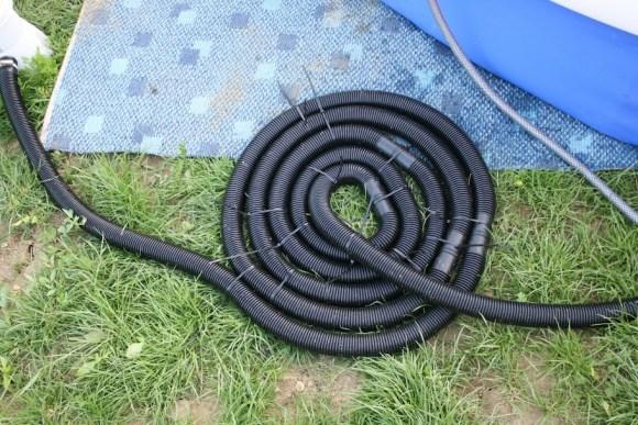Had za čerpadlom