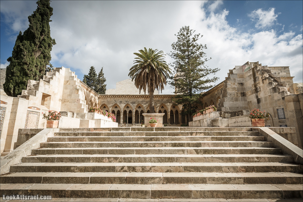 Церкви и монастыри Масличной горы, Иеруслим | Churches and monasteries of Mount of Olives | הר זיתים בירושלים | LookAtIsrael.com - Фото путешествия по Израилю