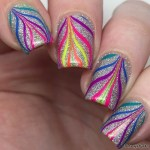 Fantastic Rainbow Style Nails Design Ideas