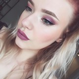trendy purple makeup ideas for 2017
