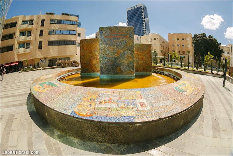 Тель Авивская история в мозаике