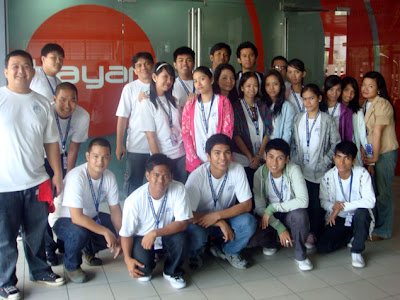 February 25: Bayantel Communications, Quezon City