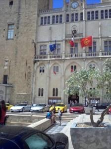 Narbonne Hotel de Ville