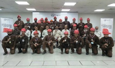 Byco Honours Firefighters on International Firefighters Day