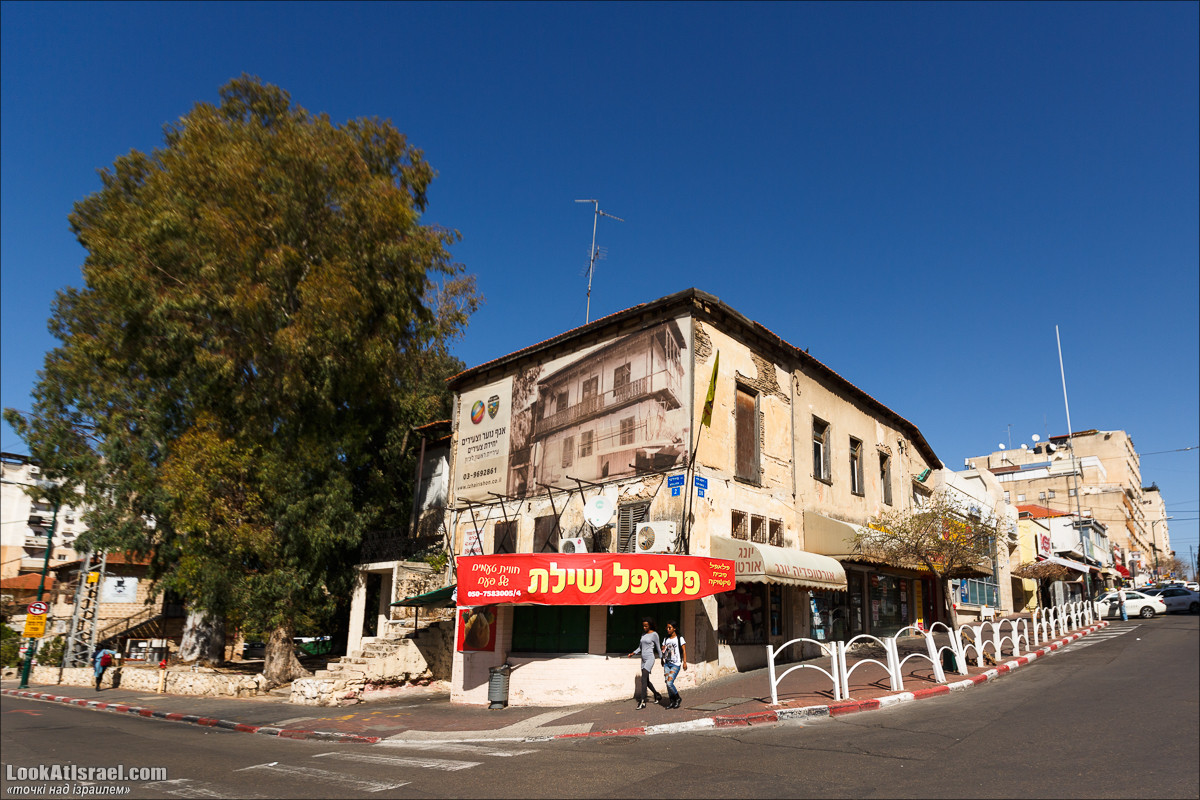 Серия рассказов о городах Израиля «Точки над i» - Ришон ле-Цион | Points over Israel - Rishon le-Zion | LookAtIsrael.com - Фото путешествия по Израилю