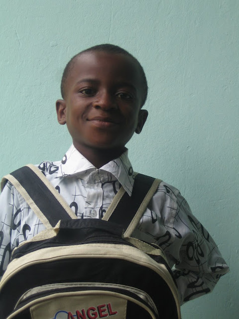 John Anefiok, Government Primary school, Buea