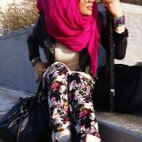 beautiful hijab outfit styles 2016