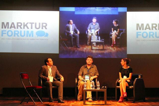 Debate sobre blogs y promoción de destinos en Marktur