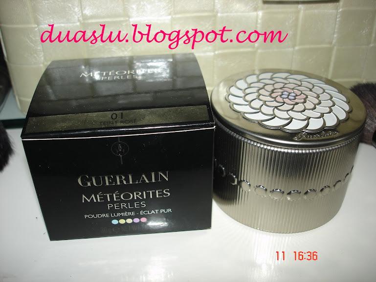 Iluminador Meteorites da Guerlain - Resenha
