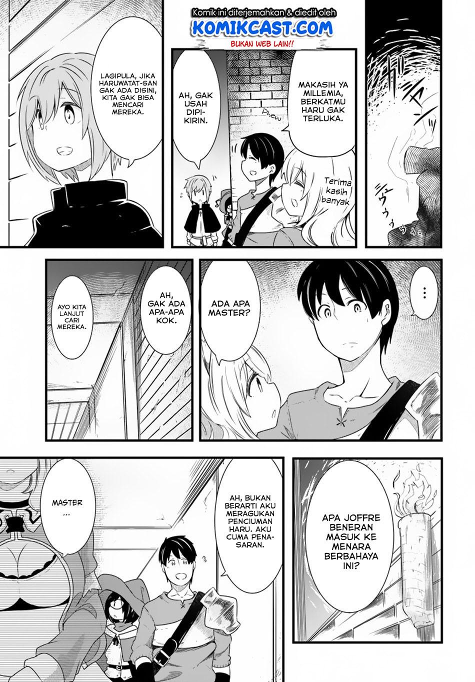 Seichou Cheat de Nandemo Dekiru you ni Natta ga, Mushoku dake wa Yamerarenai you desu: Chapter 24 - Page 24