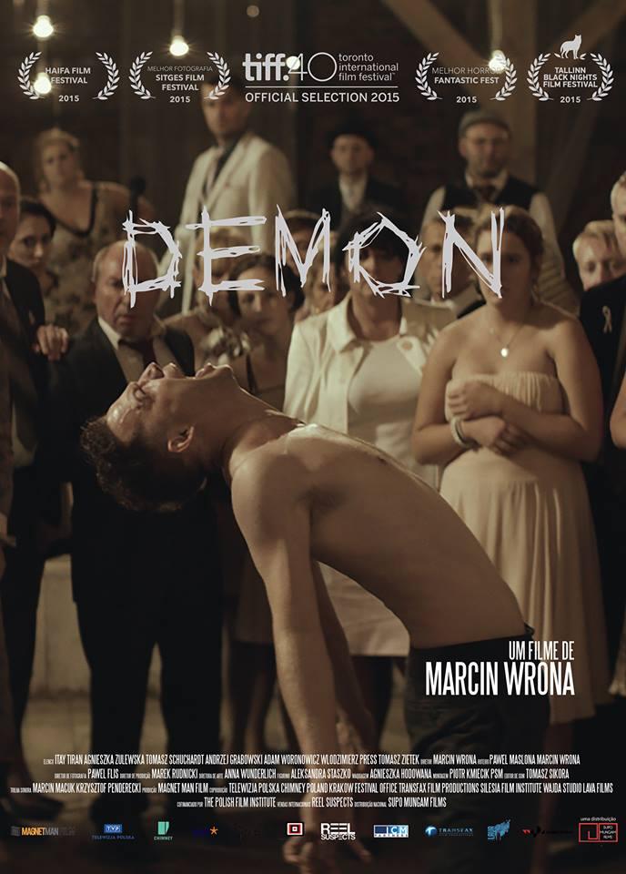 Noivo possuído em Demon estraga festa de casamento no último filme de Marcin Wrona