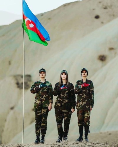 Social media influencers of Azerbaijan pays Touchy Tribute to Pakistan and Turkey for Supporting their country against Armenia