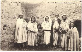The berber jewish culture in Morocco (2/4)