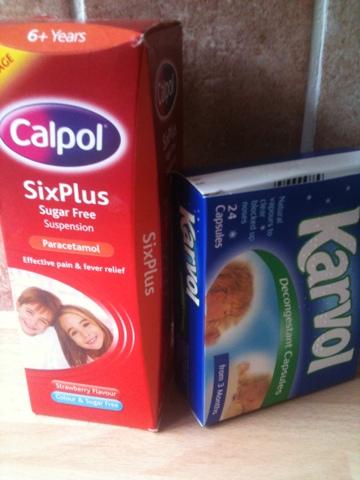 Medicine, Illness, Man flu
