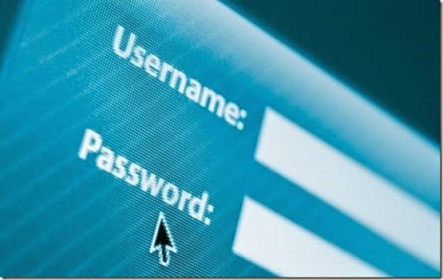 cara aman menyimpan password login