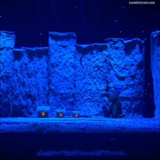 Снежное шоу в Тель Авиве   Slava's Snow Show in Tel Aviv   LookAtIsrael.com - Фото путешествия по Израилю