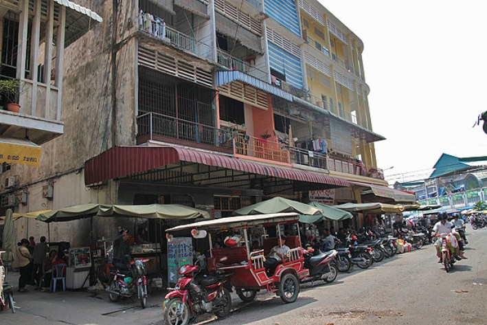 phnom penh streeets