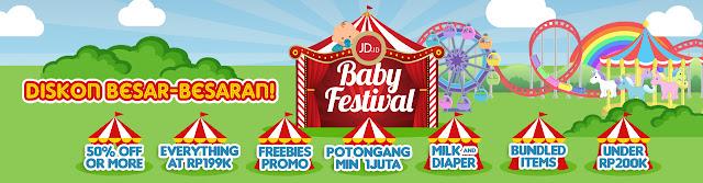 JD.ID Baby Festival